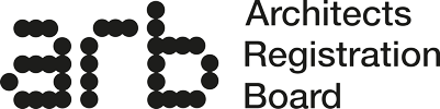 Letters ARB from logo
